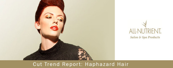 Cut Trend Report: Haphazard Hair